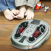 เครื่องนวดเท้าแม่เหล็กไฟฟ้ารุ่นใหญ่ รุ่นใหม่ มีแผ่นPAD