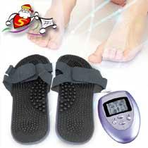 เครื่องนวดคลื่นความถี่เพื่อสุขภาพเท้า Electronic Foot Massage
